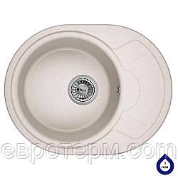 Мойка кухонная гранитная Minola MOG 1145-58 Базальт