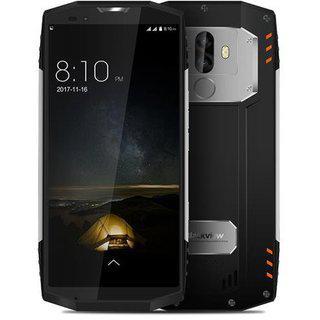 Смартфон Blackview BV9000 Pro Silver, 6/128Gb, 13+5/8Мп, 4180mAh, 2sim, экран 5.7'' IPS, IP68, 4G, Android 7.1