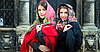 Павлопосадский платок Джиорджина, фото 2