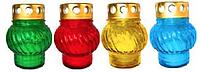 Лампада стеклянная 12-02 (20шт/в упаковке)