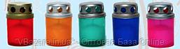 Лампада пластмассовая 12П-01 (90шт/в упаковке)