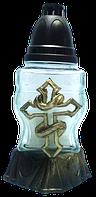 Лампада Крест квадрат 18П-20 (15шт/в упаковке)