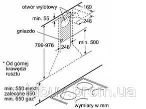 Вытяжка BOSCH DWW 06W450, фото 2