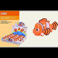 Заводная рыбка ( НEMO ) 1005 12шт в коробке 30*29*7см