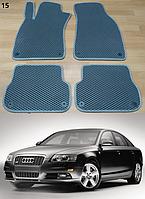 Коврики на Audi A6 (C6) '05-10. Автоковрики EVA