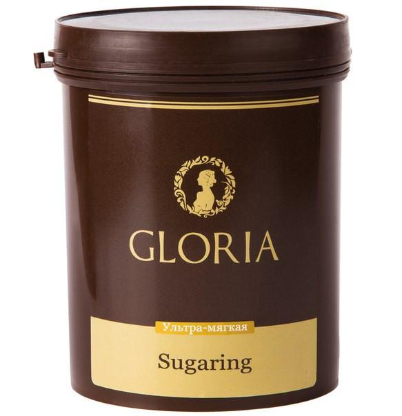"Шугаринг .Cахарная паста для эпиляции ""Глория"" ультра мягкая 0,33 кг"