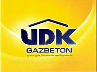 Газобетон (газоблок) UDK