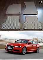Коврики на Audi A6 (C7) '11-н.в. Автоковрики EVA