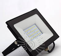 Прожектор LED 30w 6500K IP65 2400LM LEMANSO чёрный/ LMP11-31