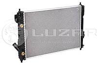 Радиатор охлаждения для Chevrolet Aveo T255 автомат  Лузар LRc 05180