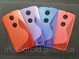 Чохол Силіконовий TPU S-line для Motorola Nexus 6 XT1103