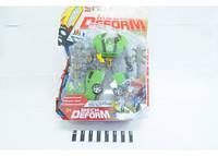 Робот - трансформер (блистер) D622-D221А р.43х29х8,5 см