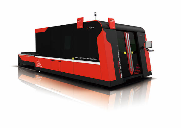Лазерный станок для резки метала DNE LASER D-FAST1530, 1500*3000mm. 2000W/3000W/4000W, фото 2