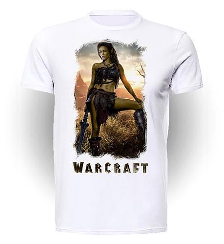 Футболка GeekLand Мир Варкрафта World of Warcraft Paula WW.01.062