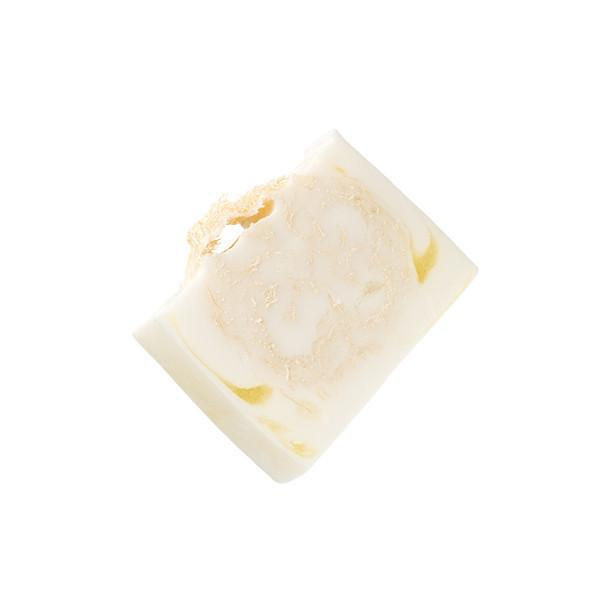 "Мыло с люфой ""Карибский коктейль"" GLORIA 100г"