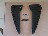 Накладки на крылья- жабры BMW X5 F15 M- Perfomance, фото 7