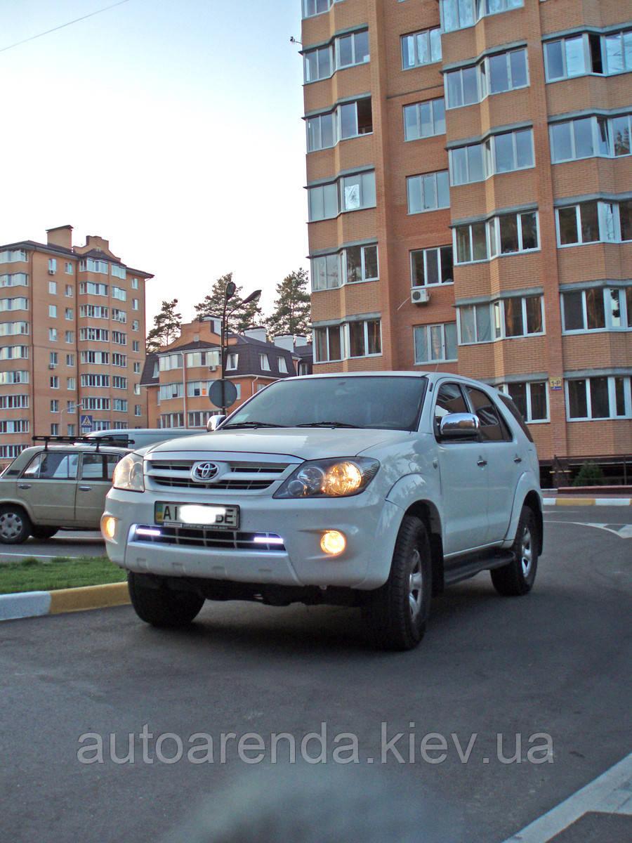 Аренда Toyota Fortuner