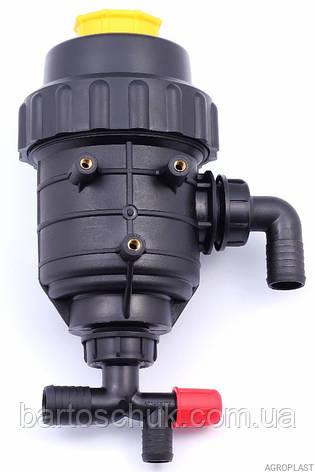 Фільтр обприскувача великий з клапаном AP14FSD, фото 2