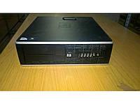 Компьютер, системный блок HP Intel Dual Core, RAM 2ГБ DDR3