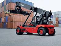 Запчасти для контейнерного погрузчика Linde С90