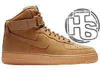 Мужские кроссовки Nike Air Force 1 High  07 LV8 WB Flax 882096-200 f2d035cffb0f9