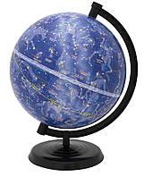 Глобус звездного неба 220 мм, украинский