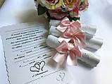 Свадебные приглашения на свадьбу Свитки , фото 2