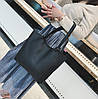 Большая стильная сумка с клатчем JingPin 2в1, фото 5