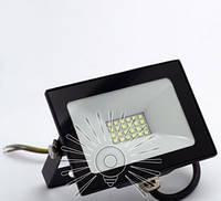Прожектор ЛЕД 30вт 6500K IP65 1800LM LEMANSO чёрный/ LMP9-34