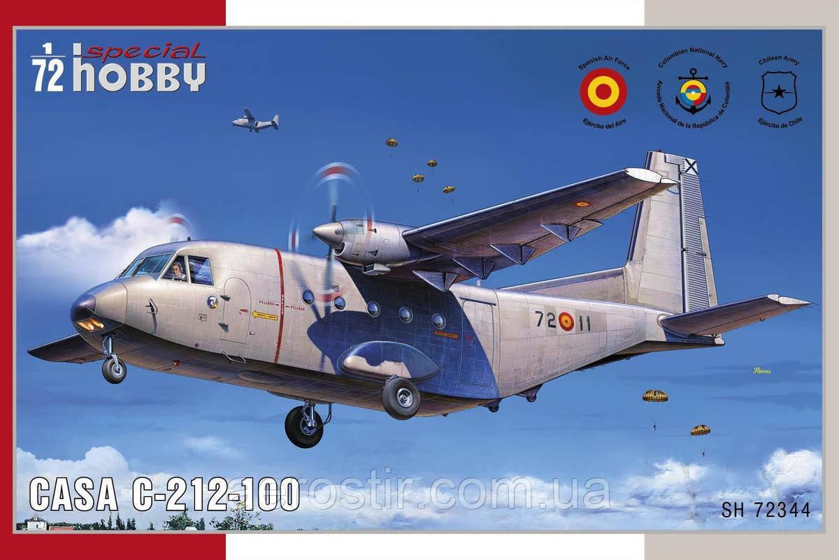 CASA C-212-100 1/72 Special Hobby 72344