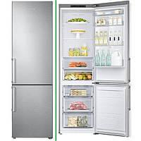 Холодильник с морозильной камерой Samsung RB37J5100SA