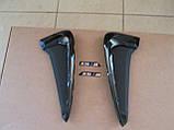 Накладки на крылья- жабры BMW X5 F15 M- Perfomance, фото 4