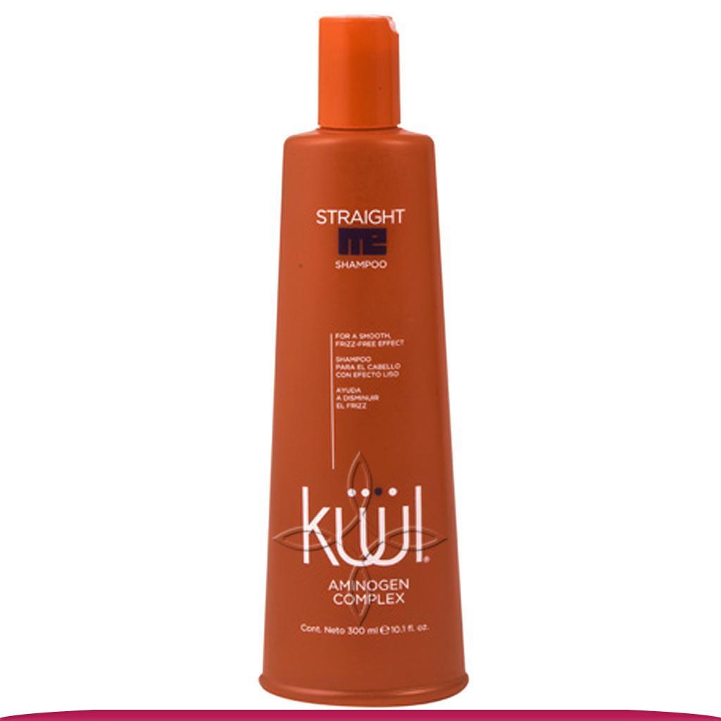 Крем-Шампунь для Выравнивания Волос Kuul Straight Me Shampoo