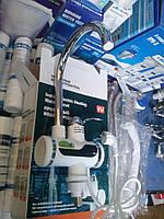 Проточный водонагреватель с термодатчиком кран с подогревом