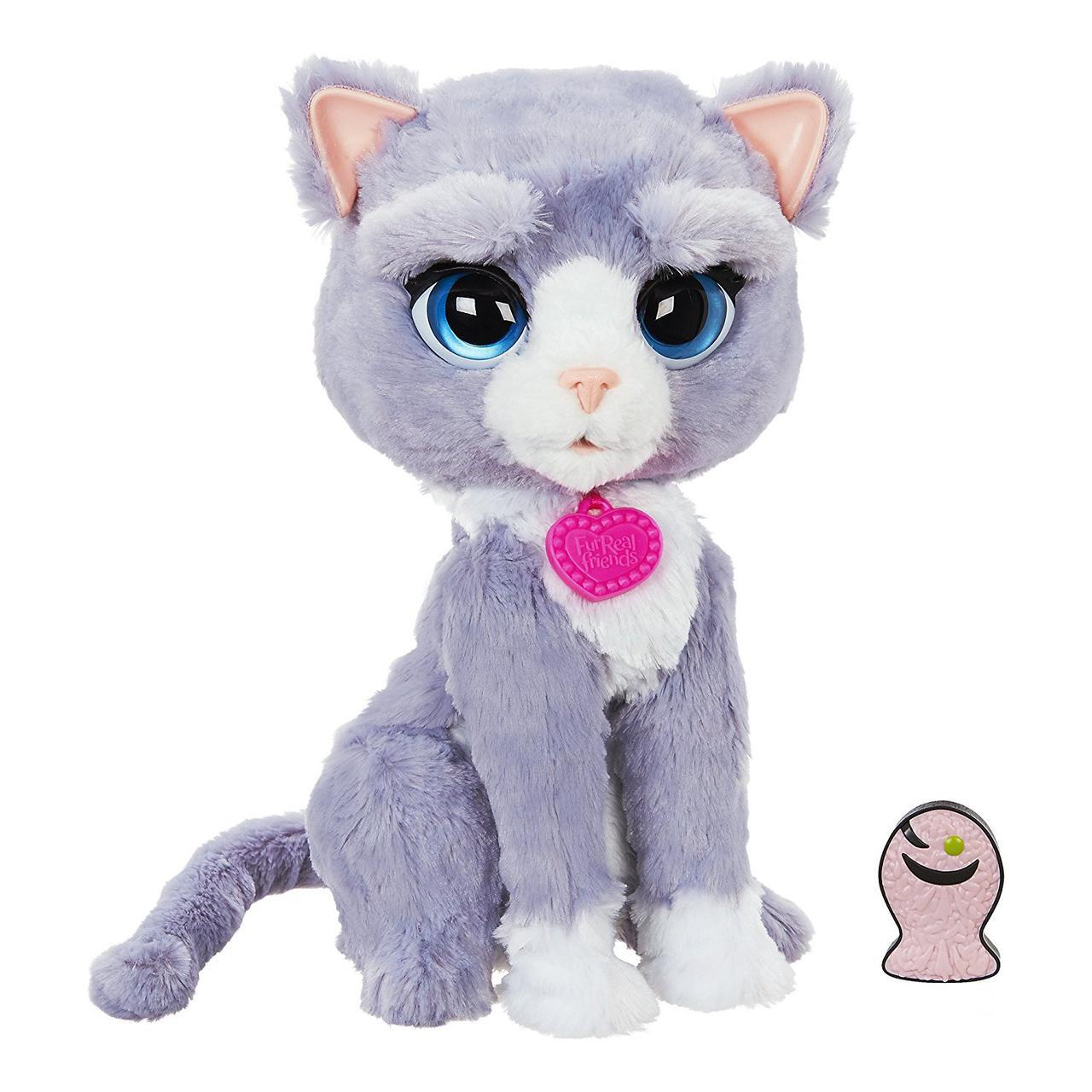 Интерактивная игрушка котенок Бутси Хасбро FurReal Friends Bootsie Pet