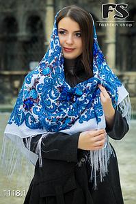 Павлопосадские платки 120*120