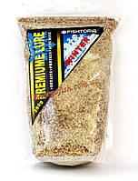 Прикормка Зимняя Fishtoria Premium Протеин + Альбумин + Бетаин 350 г