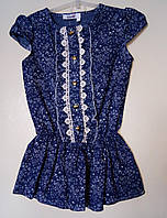 Платье для девочек летнее ТМ Mevis.