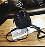 Милые бархатные \ велюровые рюкзаки с помпоном, фото 5