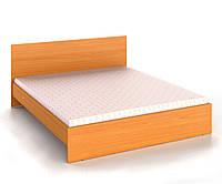Кровать двуспальная КР-1 (без матраца)
