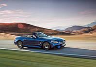 Новый Mercedes-Benz SL сделают 800-сильным гибридом