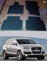 Коврики на Audi Q7 '05-14. Автоковрики EVA