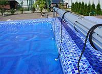Солярная пленка для бассейнов 5м ширина (пленочные накрытия)