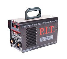 Сварочный инвертор P.I.T. РМI 200-D (4 кВт)