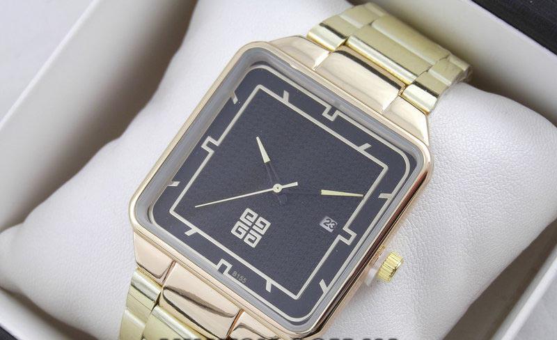 Мужские кварцевые наручные часы Givenchy