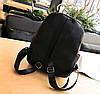 Элегантный городской рюкзак с молнией и кисточками, фото 4