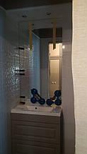 Маленьке дзеркало для ванни на замовлення