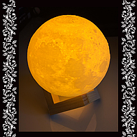 3D ночник Moon Lamp 10 см