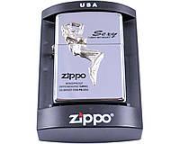 Зажигалка бензиновая Zippo Sexy №4234-2