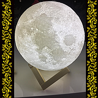 3D ночник Moon Lamp 18 см